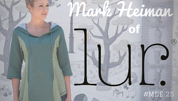 Mark Heiman of Lur Apparel