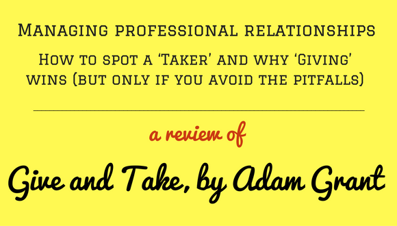 The career farm podcast episode 65: managing professional relationships
