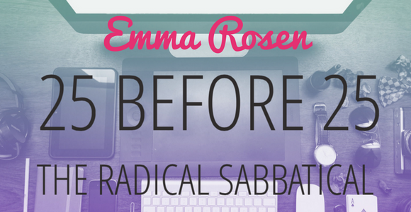 the career farm podcast episode 66 - the radical sabbatical with emma rosen