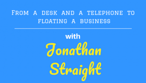 Interview with Jonathan Straight